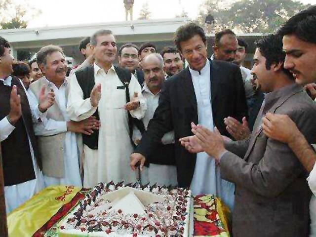 Happy Birthday to Imran Khan – 25th November 2012