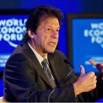 Imran Khan in World Economic forum India