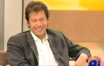 Imran Khan Interview in Geo Shaan Se – Geo News