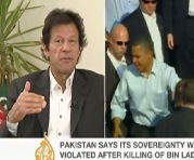 Imran Khan interview on Jazeera TV