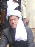 Imran Khan in Mianwali Visit