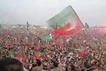 PTI Chakwal Jalsa 24 November 2011