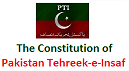 The Constitution of Pakistan Tehreek-e-Insaf (2012)