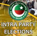 PTI Intra Party Punjab UC Election Results