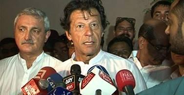 ہتک عزت کے دعوے کا مقابلہ کروں گا،عمران خان